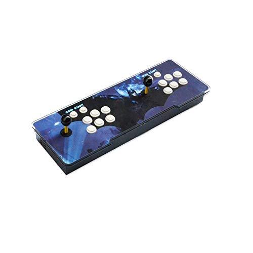 MapleFR Contrôleur de Jeu, Console de Jeu Double 5S1314 en 1388 Jeu Roi Street Fighter 97 Arcade Creative Game Controller,B