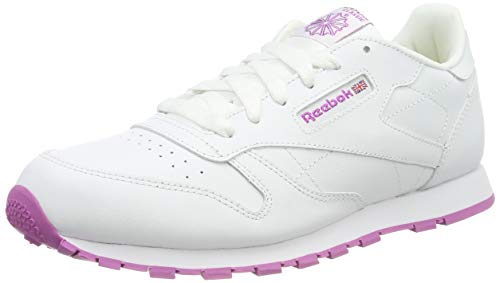 Reebok Classic Leather Bs8044, Zapatillas Unisex Niños