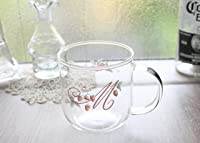 マニーロココ 耐熱ガラス マグ