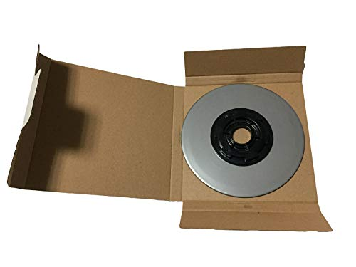 Lama per affettatrice Ausonia 220 RGV 22 disco di ricambio liscia da in acciaio