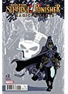 Doctor Strange Punisher Magic Bullets #2 Var
