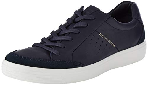 ECCO Herren Soft 7 Men's Sneaker, Blau (Navy/Night Sky 51313), 50 EU
