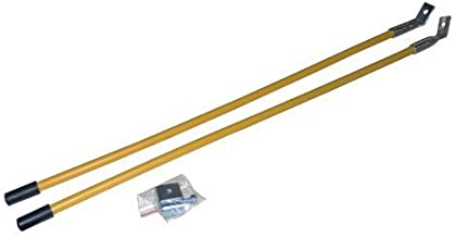 Professional Parts Warehouse Aftermarket 09916 Meyer Yellow Blade Guide Sticks, Pair With..