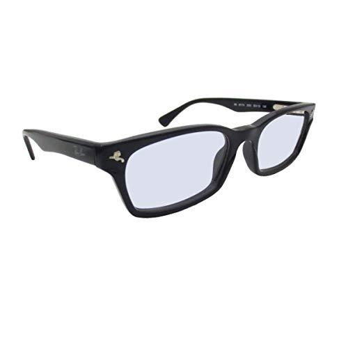 レイバン サングラス RX5017A 2000 52サイズ ライトブルー ライトカラーレンズセット RayBan メガネフレーム 紫外線カット ラウンド 丸メガネ 黒縁 Ray-Ban LIGHT COLORS 薄い色