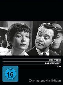 Das Apartment. Zweitausendeins Edition Film 330.