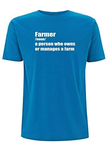 Time 4 Tee Farmer Significado Camiseta para Hombre, Agricultura, Agricultura, Campo, Regalo...