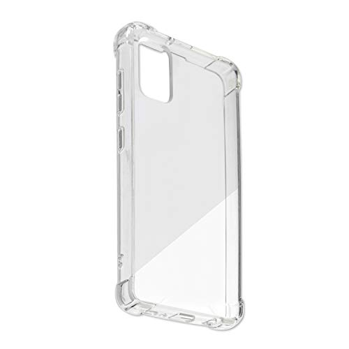 4smarts Hard Cover Ibiza für Samsung Galaxy A41 transparent