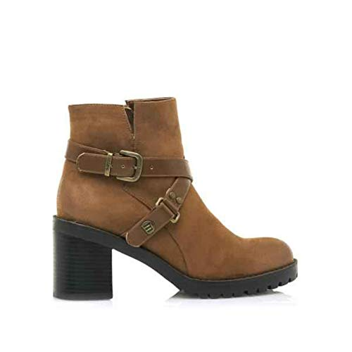 MTNG Collection 58641, Botin para Mujer, (Antyl Tan C35921),