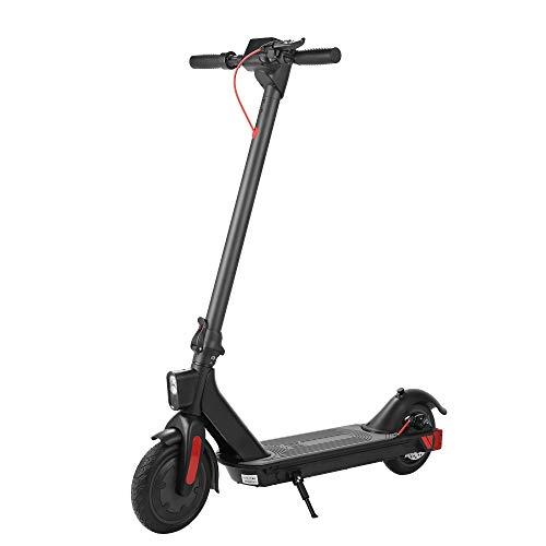 Dandelion-EU Patinete eléctrico para Adultos/Adolescentes, patinetes, Patinete Plegable de 300 W con...