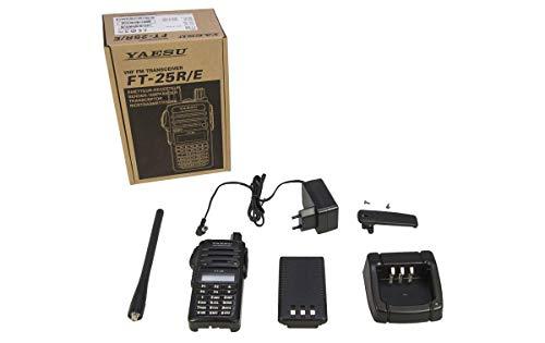 Yaesu FT-25E VHF 5W FM