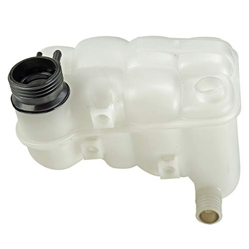 A-Premium Coolant Expansion Tank Compatible with BMW E30 Series 325 1988 325i 1988-1993 325ix 1988-1991 L6 2.5L 2.7L