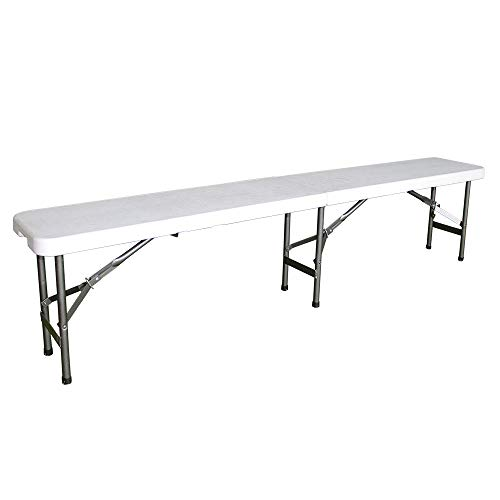 TFH Gazebos 6ft Folding Bench