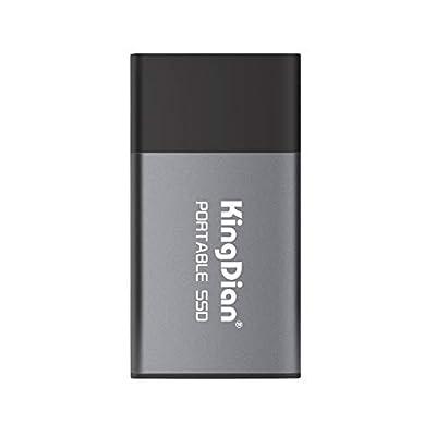 KingDian 120GB 240GB 250GB 500GB 1TB External SSD USB 3.0 Portable Solid State Drive