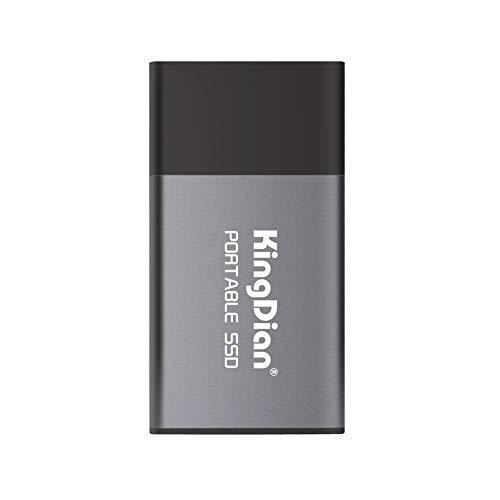 KingDian - SSD portatile esterna, con porta USB 3.0, 3.1, da 120 GB, 240 GB, 500 GB, 1 TB