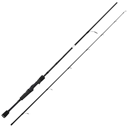KastKing Crixus Fishing Rods, Spinning Rod 7ft 6in-Medium - Fast-2pcs