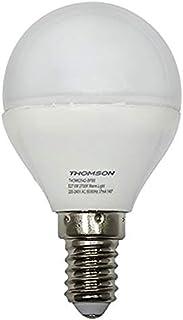 Thomson Round Full Angle [4W], AC220V, Energy Saving LED, Candle Bulb, Long lasting 25,000 Hours life, Business Pro- E14 I...