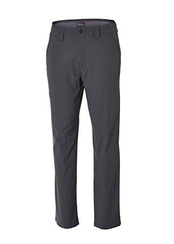 Royal Robbins Pantalon de Voyage pour Homme, Homme, 44153, Charbon, Size 42-30