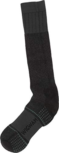 Wigwam Muck Ultimate Boot Sock Black MD (Men's Shoe 5-9.5)