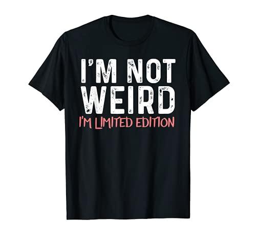 Camiseta divertida con texto en inglés I