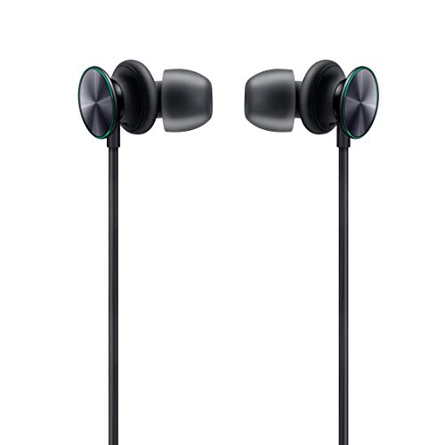 OPPO O-Fresh Stereo Earphone with 3.5mm Jack (Black)