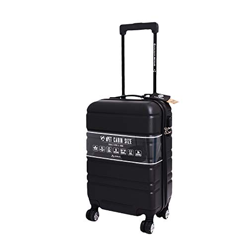 Nordic Cabin Size Napoli Trolley Rpet Koffer, 53 cm