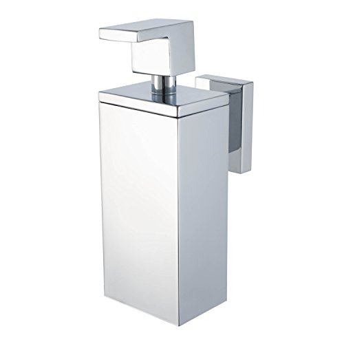 Haceka Edge Soap Dispenser with Holder