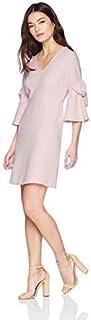 Eliza J Women's Petite Sheath Dress with Bow Detail