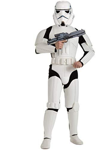 Rubie's 3 888572 - Stormtrooper Deluxe Erwachsener Kostüm, Größe XL