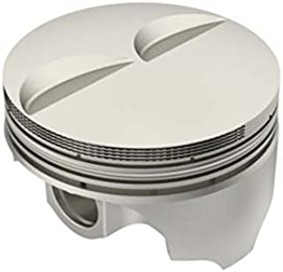 Icon IC957.040 Fits Chevy 305 Forged Pistons, Flat Top, 5.7 Inch Rod