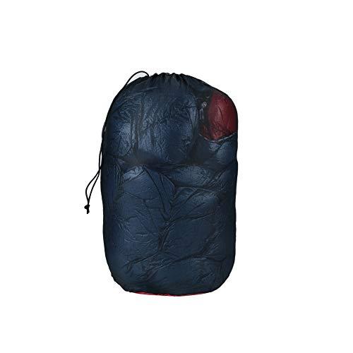 alpscale Nylon-Netz-Schlafsack mit Kompressionsstoff, leicht, tragbar, Aufbewahrungstasche, Schlafsack, Zubehör für Outdoor Camping, B
