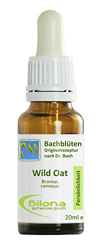 Joy Bachblüten, Essenz Nr. 36: Wild Oat; 20ml Stockbottle
