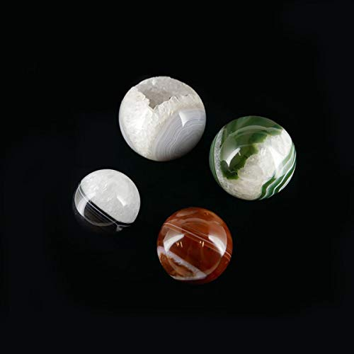 Agate Spheres Mix (500g) Minerals and Crystals, Energy Beauty, Meditation, Spiritual Amulets