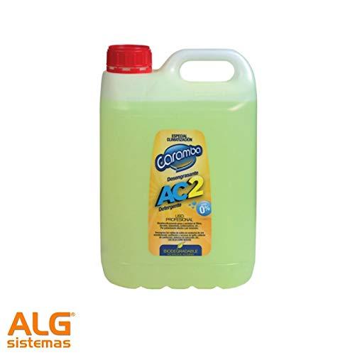Desengrasante sin sosa AC2 Garrafa 5 litros