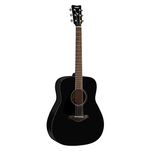 Instrumentos musicales Guitarra eléctrica Yamaha Fg800BL Junta Folk eléctricos Box Principiante Hombres...