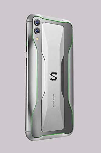 Black Shark 2 12G+256GB JAPANモデル Frozen Silver 【日本正規代理品】 SKW-H0_JP_FSV