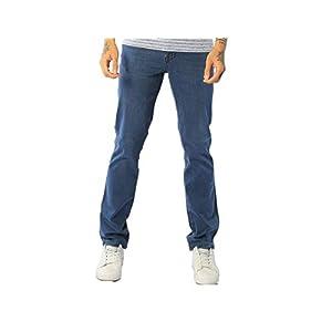 Jeans for Men high Rise, Regular fit, Comfortable Leg Cut Jean