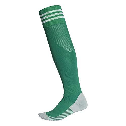 adidas Herren Adi Sock 18 Fußballsocken, Bold Green/White, EU 43-45
