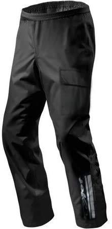"""JET Pantalones Moto de Lluvia con Estuche de Transporte (32"""" / EU 42 (M))"""