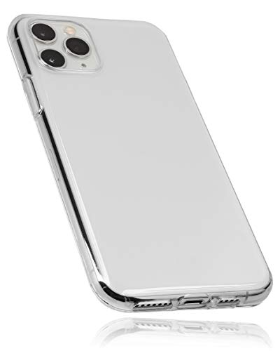 mumbi Hülle kompatibel mit iPhone 11 Pro Handy Case Handyhülle, transparent