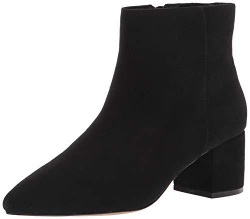 The Drop Women's Jessi Side Zip Block Heel Boot