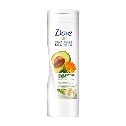 Dove Revitalizing Ritual Avocado Oil Body Lotion 400 Ml - 400 ml.