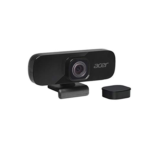 Acer QHD (2560 x 1440) Webcam with Built-in Omnidirectional Noise-Reducing Digital Microphone