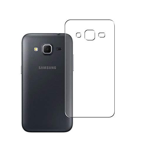 VacFun 2 Piezas Protector de pantalla Posterior, compatible con Samsung Galaxy Core Prime G361 / Win 2 Duos TV G360BT, Película de Trasera de TPU