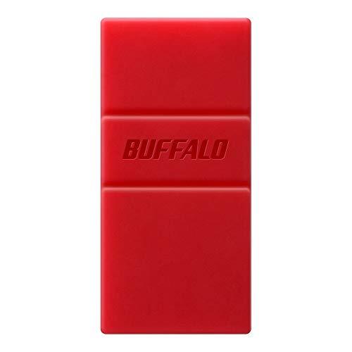 BUFFALOUSB3.2(Gen1)TypeC-A対応USBメモリ32GBレッドRUF3-AC32G-RD