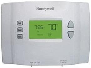 Honeywell RTH2410B1001/E1 RTH2410B Programmable Thermostat, White