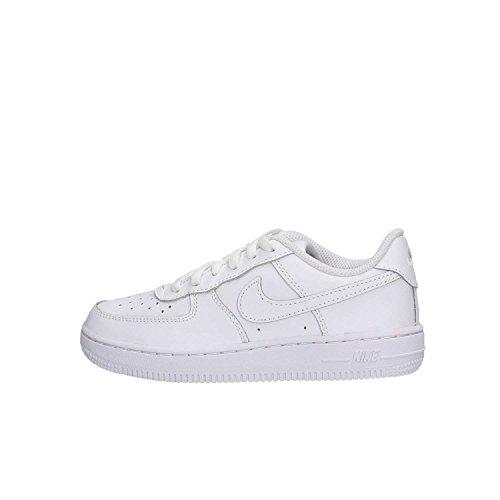 Nike Kids Pre School Air Force Basketball Sneakers (3)