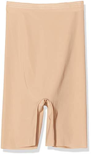DKNY Intimates Damen Taillenslip SKYLINE - ESSENTIAL MICROF DK2020, Gr. Keine Angabe (Herstellergröße: S), Beige (Glow/Light Glow P1H)
