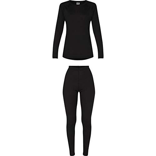 McKINLEY Set de Lavage Fonctionnel Yael Yana II Vêtement Couvrant de Maillot de Bain, Black Night, 38 Adulte Unisexe