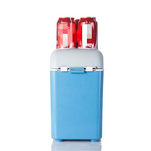 KQP Refrigerador del Coche Las Bebidas portátil refrigerador del Coche Mini Nevera congelador Nevera pequeña eléctrico más Fresco Frigorífico Adecuado para Su Colocación En El Coche
