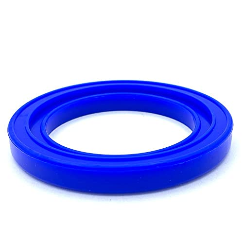 58mm Silicone Steam Ring - Durable, No BPA Grouphead Gasket Replacement Part - Compatible with Breville and Sage Espresso Machine 900 Series Model 900, 920, 980, 990